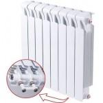 Биметаллические монолитные радиаторы
