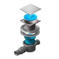 Точечный душевой трап Confluo Standard Drops 2 13000010
