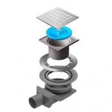 Точечный душевой трап Confluo Standard Drops 4 13000012