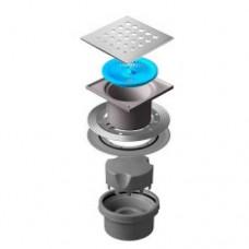 Точечный душевой трап Confluo Standard Vertical Drops 13000020