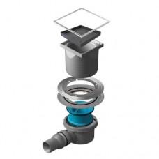 Точечный душевой трап Confluo Standard Ceramic 1 13000085
