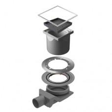 Точечный душевой трап Confluo Standard Ceramic 4 13000088