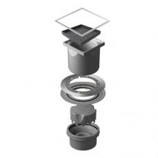 Точечный душевой трап Confluo Standard Vertical Ceramic 13000099