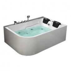 Гидромассажная ванна Frank F152L, 170х120х60см