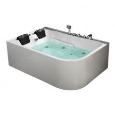 Гидромассажная ванна Frank F152R, 170х120х60см